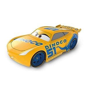 Carrinho Carros Disney Cruz Ramirez Basico 13cm - Toyng