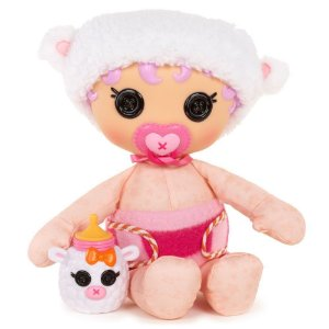 Boneca Lalaloopsy Babies - Pillow Featherbed - Buba