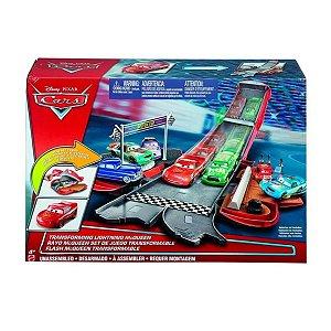 Disney Carros 3 Pista Relâmpago Mcqueen Transformável - Mattel