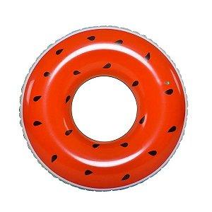 Boia Melancia Inflável (125 Cm) Dm Splash