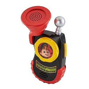 Alvin Modificador De Voz Mattel