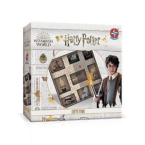 Jogo De Tabuleiro Detetive Harry Potter - Estrela