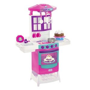 Cozinha Infantil Completa Meg Doll