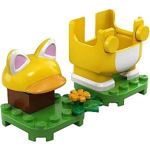 LEGO Super Mario - Pacote Power Up - Mario Gato - 71372