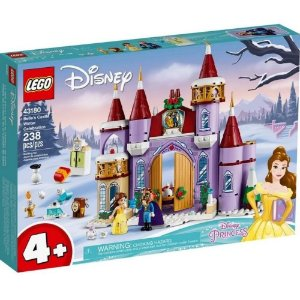 LEGO Princesas Disney Celebração  Inverno no Castelo da Bela