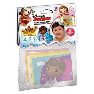 Monta Quadros Para Brincar Na Água - Disney Júnior