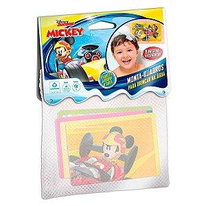 Monta Quadros Para Brincar Na Água Mickey - Disney Júnior