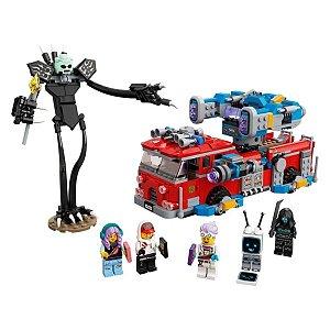 Lego Hidden Side - Caminhão de Bombeiros Fantasma 3000