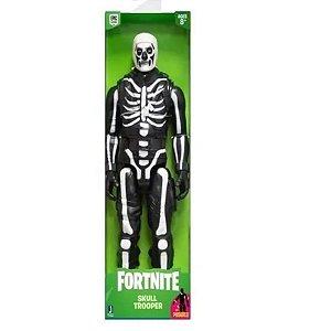 Boneco Fortnite Skull Trooper - Sunny