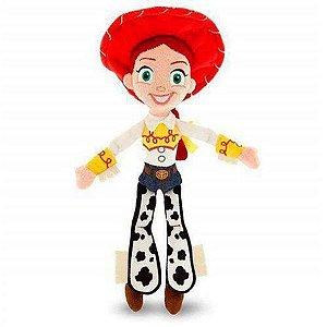 Pelúcia Jessie Toy Story 30cm com Som
