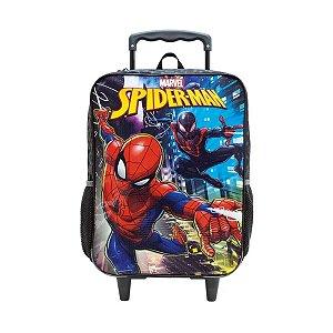 Mochila de Rodinhas Spider Man - Xeryus