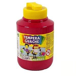 Tempera Guache 250 ml Magenta -Acrilex