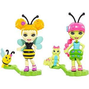 Enchantimals Cay Caterpillar e Beetrice Bee - Mattel