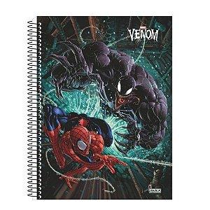 Caderno Capa Dura Venom - São Domingos