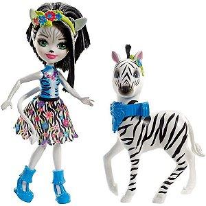 Zelena Zebra e Hoofette - Enchantimals