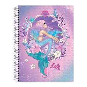 Caderno 10 Matérias Sereia - São Domingos