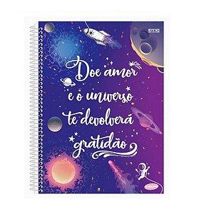 Caderno 10 Matérias Universo - São Domingos