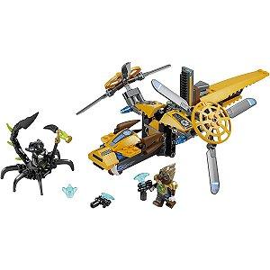 Chima Avião de Duas Hélices de Lavertus 183 PCS - Lego