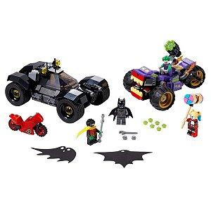 Perseguição de Triciclo do Coringa 440 Pcs - Lego