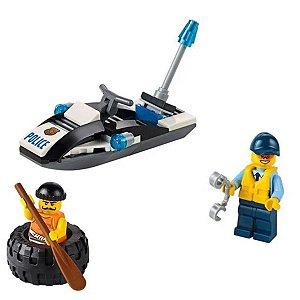 Fuga De Carro 47 Pcs - Lego City