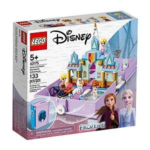 Aventuras do Livro de Contos da Anna e da Elsa 116 Pcs - Frozen II - Lego Disney