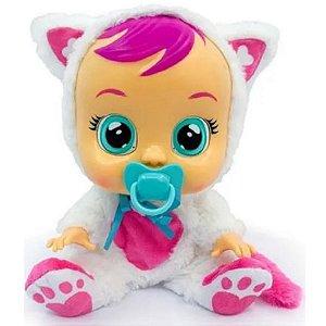 Boneca Que Chora Cry Babies Daisy - Br1180 - Multikids