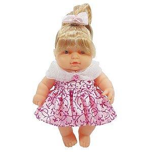 Boneca Princesa Aurea Coleção Fantasias - Anjo Brinquedos