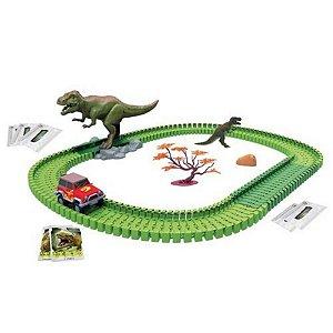 Dino-Mundi Fúria T-Rex 120 Peças - Fun