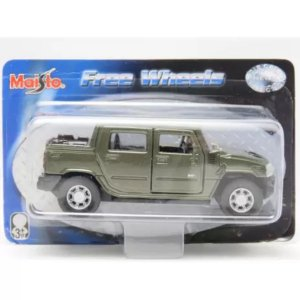 Miniatura Hummer Free Wheels