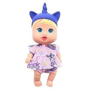 Boneca Petit Coleção My Hair Friends - Milk Brinquedos