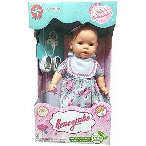 Boneca Nenezinho Coleção Bebezinho- Estrela