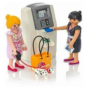 Playmobil City Life Caixa Eletrônico 9081
