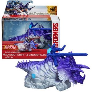 Transformers Autobot Drift & Dinobot Slug - Hasbro