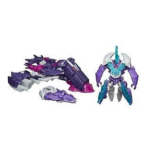 Transformers Mini-con - Decepticon Fracture E Airazor - Hasbro