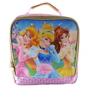 Lancheira Princesas Disney com Acessórios - Dermiwil