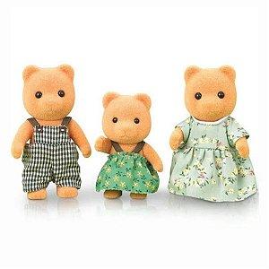 Sylvanian Families - Família De Ursos - Epoch