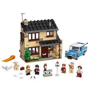 Harry Potter Rua Dos Alfeneiros, 4 - Lego - 75968