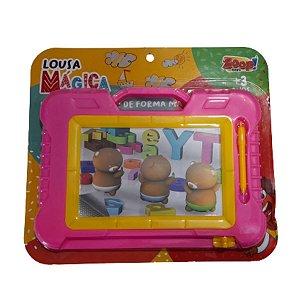 Lousa Mágica Lilás  - Zoop Toys