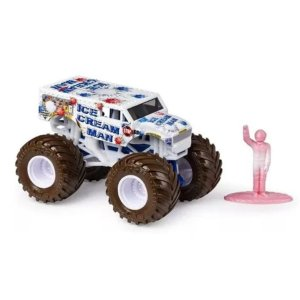 Monster Jam 1:64 - Ice Cream Man - Sunny
