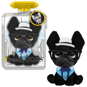 Pelúcia Perfumada Trendy Dogs Ralph New York 9 Cm-Fun