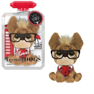 Pelúcia Perfumada Trendy Dogs Thomas London 20 Cm-Fun