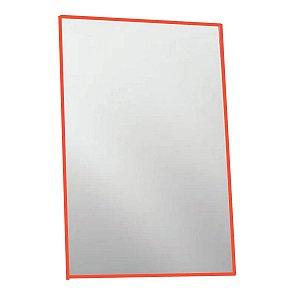 Espelho Médio Com Borda Colorida - Docesar