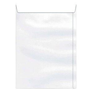 Envelope Branco Grande Com 50 Tamanho 30x40