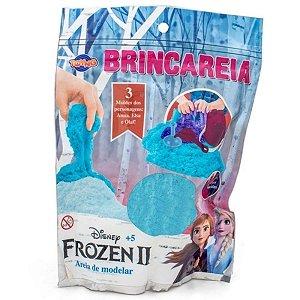 Areia de Modelar e Acessórios - Brincareia Frozen 2 - Toyng