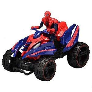 Quadriciclo de Fricção Homem Aranha - Toyng