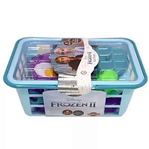 Kit Picnic 9 Peças Frozen 2 - Toyng