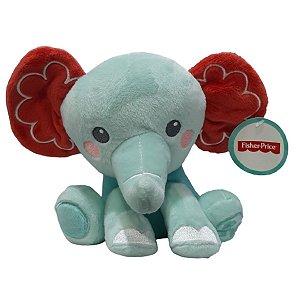Pelúcia Bean Bag Meu Amiguinho Elefante - Fisher Price