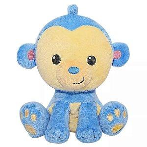 Pelúcia Bean Bag Meu Amiguinho Macaco - Fisher Price