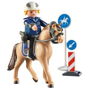Playmobil - Soft Bags Cavalos Cavalo Bege 9260 - Sunny