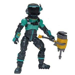 Boneco Toxic Trooper 11 cm - Fortnite Solo Mode - Epic Games